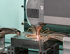 Hybrid manufacturing process ensures maximum productivity in metalworking applications