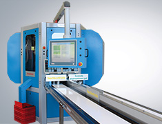 ATS-Automation, Switzerland: Dynamic handling for fast and reliable checking of punched parts