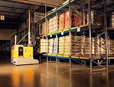Elettric 80, Italy: End-of-line logistics solutions for the food and beverage industries