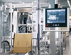 Uhlmann Pac-Systeme, Germany: Modern machines provide added value through high operating convenience and top quality design