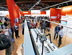 SPS IPC Drives 2015: Alle Highlights der New Automation Technology auf 1.500 m²