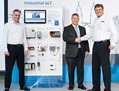 Microsoft and OPC Foundation deploy 40 Industrial IoT demo walls worldwide