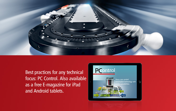 The world's greatest machines are right at your fingertips: Read about them in PC Control Magazine.