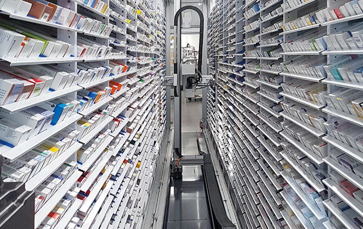 NewIcon, Finland: Pharmacy automation advances with PC-based control technology