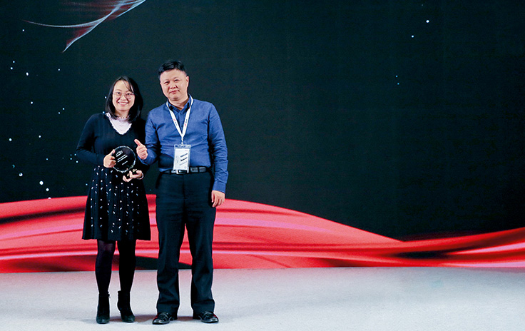 EtherCAT G gewinnt CMCD 2019 New Age Bus Technology Innovation Award