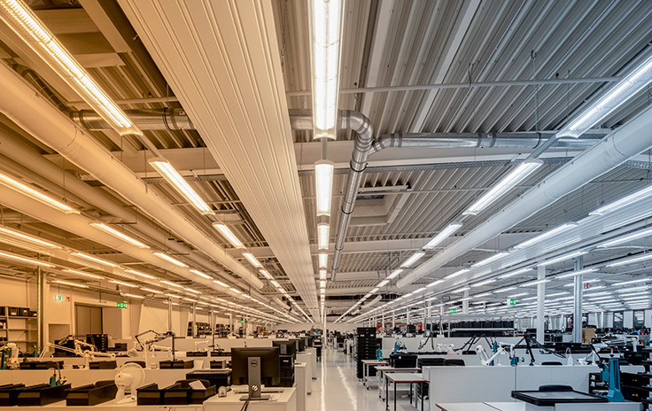 TwinCAT Lighting Solution und Human Centric Lighting