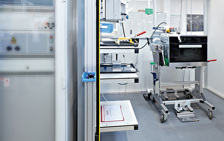 Miele, Germany: Efficient engineering – best practices for control, safety and measuring technology