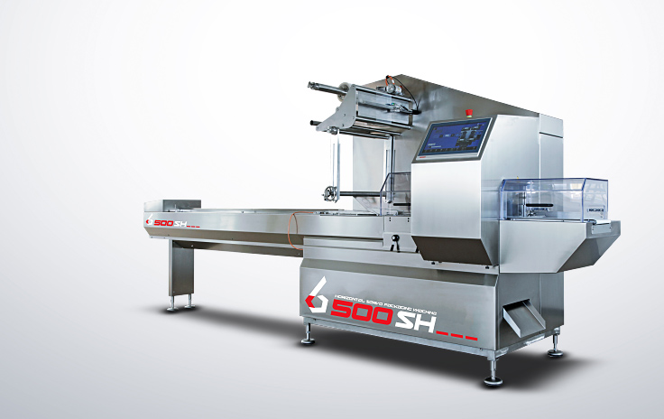PC-based control automates innovative flow pack machine