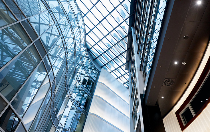 Revitalization of building automation system in Frankfurt's Eurotheum high-rise building