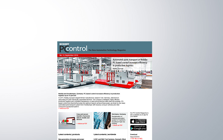 PC-Control newsletter - Subscribe