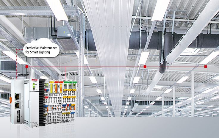Beckhoff, Microsoft and Osram: Joining forces to provide cloud-based Smart Lighting Solutions